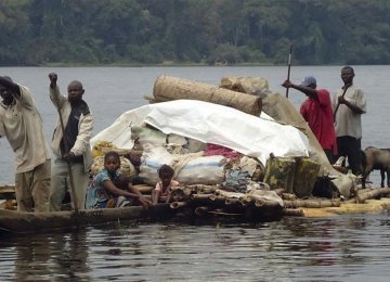 50 Dead After Boat Capsizes in DRC River