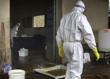 Ebola Outbreak Over in Congo