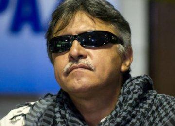Arrest of Ex-FARC Leader Endangers Colombia's Fragile Peace Deal