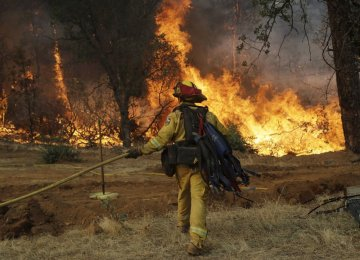 California Wildfire Claims More Lives
