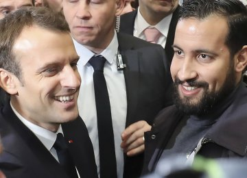 French Government Survives Confidence Votes on Benalla Scandal