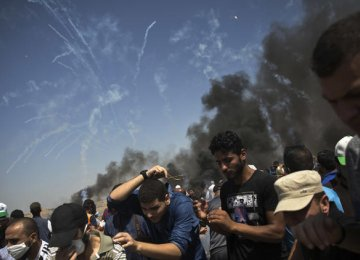 4 Palestinians Killed by Israeli Forces