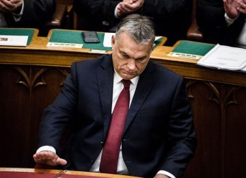 Hungary Plans Constitution Review