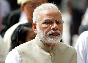 India's Modi to Visit Russia