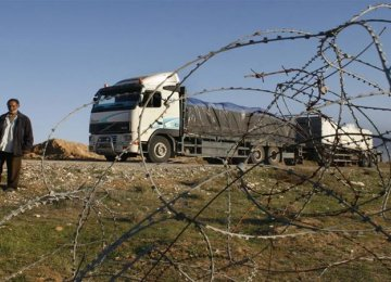 Israel Tightens Blockade on Gaza