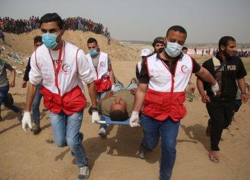 Israeli Soldiers Kill 4 Palestinians