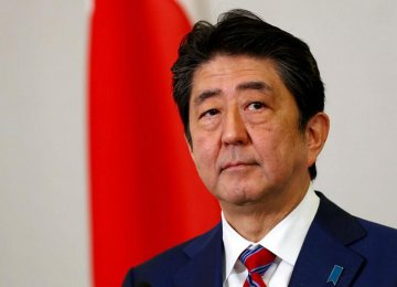 Japan's Abe on Track for Extended Term