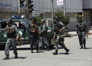 Multiple Blasts Rock Afghan Capital