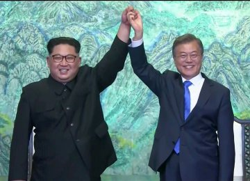 North Korean Media Hail Historic Meeting