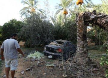 Dozens Killed in Days of Clashes Near Libyan Capital