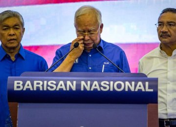 Ousted Malaysian Leader Barred From Leaving Country