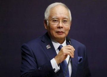 Ex-Malaysian PM Najib Arrested in Graft Probe