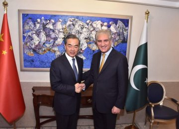 China's Top Diplomat in Pakistan to Meet New Government