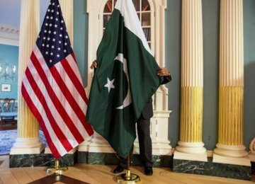 US Diplomat Barred From Leaving Pakistan