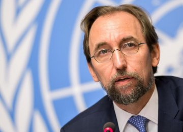 UN Official Denounces Assaults on Palestinians' Fundamental Rights