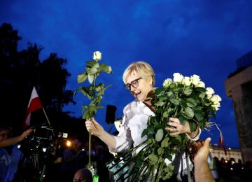 Poland Pushes to Replace Supreme Court Judge Who Defied Government