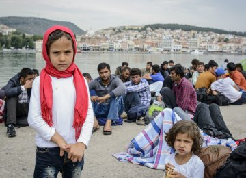 Refugees Increasingly Entering Greece Via Land Routes