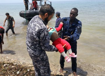 Three Babies Dead, 100 Migrants Missing in Latest Shipwreck off Libya