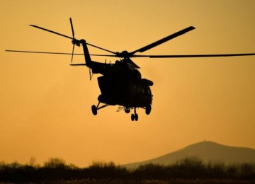 Russian Helicopter Crash Kills 18