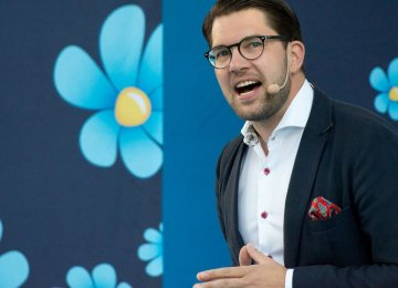 High-Stakes Election in Sweden