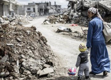 Civil War Has Cost Syria $388b in Damage