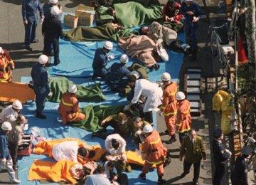 Japan Executes Sarin Attack Cult Leader, Six Followers