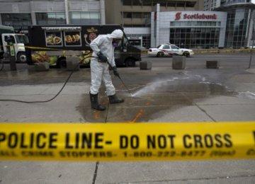 Probe Into Toronto Attack Underway