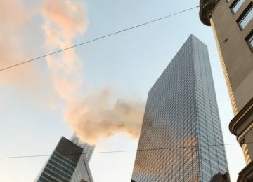 Fire at Trump Tower Leaves 1 Dead, 6 Injured