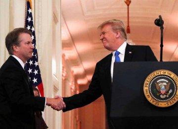 Trump Picks Conservative Judge for Supreme Court