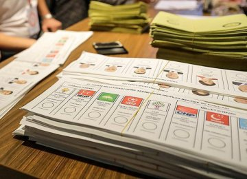 Voters will cast two separate ballot papers in the same envelope—one for the presidential and one for the parliamentary elections.