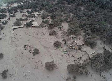 Guatemala Volcano Death Toll Hits Over 100