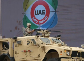 Hundreds of Yemenis had come out to denounce the UAE's presence on the island.
