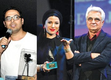 3 Iranian Cineastes Invited to Join Academy Awards