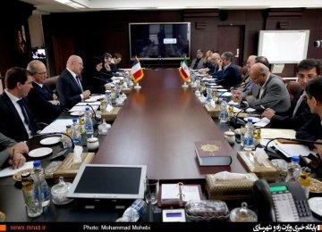 Iran, France Mull Broader Transport Cooperation