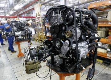 Domestic Auto Parts Makers Averse to IKCO-Peugeot Deal