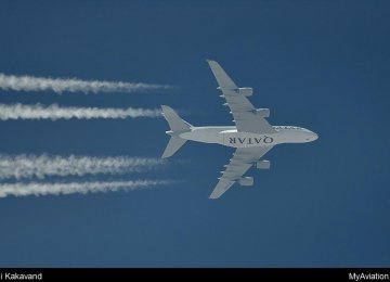 Dramatic Decline in Overflights