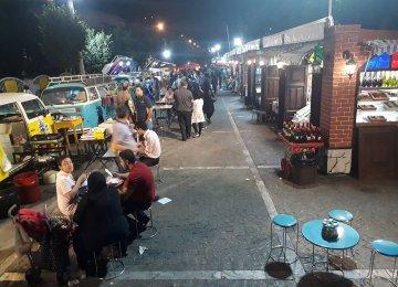 Bab-Homayoun Street