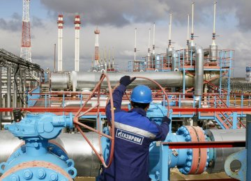 EU Utility Pain Worsens as Russian Gas Price Soars