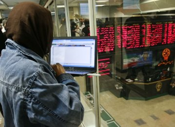 Tehran Stock Exchange Benchmark Climbs 2.4%
