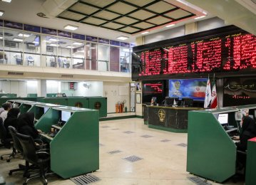 Tehran Stocks Gain 140% Since March 2019