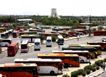 Intercity Bus Fleet in Dire Need of Renovation