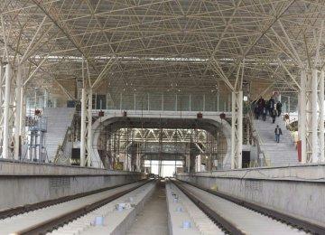 Metro to Reach Hashtgerd in Summer