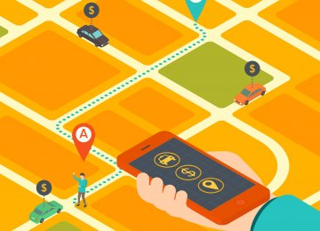 Electronic Payment Co. Invests in Online Taxi Firm
