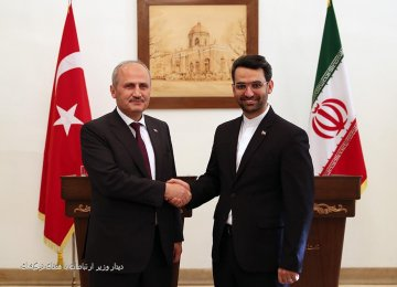 Iran, Turkey Expanding ICT Collaboration