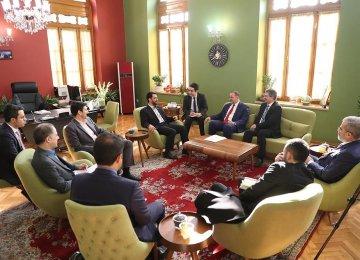 Iran, Turkey Expanding ICT Collaborations