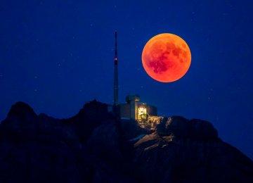 Sole Total Lunar Eclipse in 2019