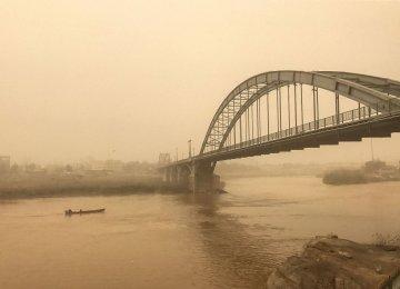 Ahvaz Struggles to Stop Smog
