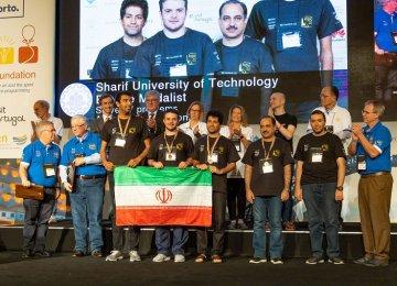 Sharif University Wins ICPC Bronze Medal