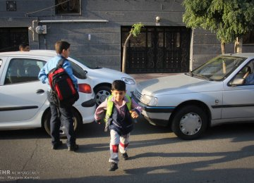 Work Schedule Change Proposed to Ease Tehran Traffic
