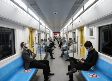 Tehran Virus Resurgence and Public Transport Conundrum